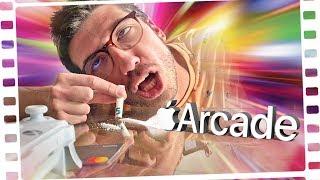 DAS Abo für Süchtige: Apple Arcade