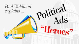 Opinion   Campaign ads are making politicians look like heroes. Being good legislators is enough.