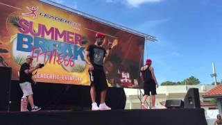 Dance aerobics Alex Fomin Katia Vasilenko