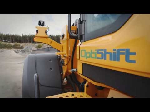 b78c60650 Volvo L110H-L120H Wheel loaders promotional video - YouTube