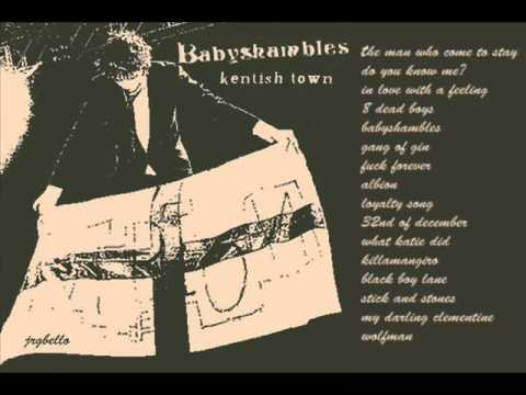 Babyshambles Live @ Kentish Town Forum (December 13th 2004)