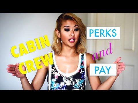 Cabin Crew Benefits & Salary