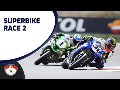 FIM CEV Repsol 2015 Algarve Superbike Race 2