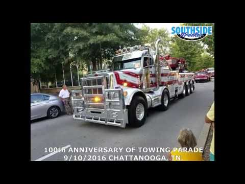 100th Year Of Towing Parade