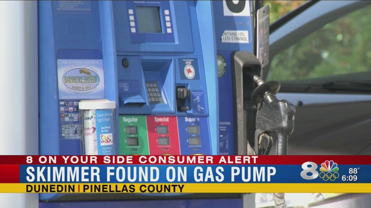 Mobil Gas Card >> Card Skimmer Found On Mobil Gas Pump In Dunedin