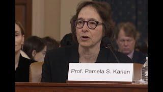 Stanford Professor Pamela Karlan, From YouTubeVideos