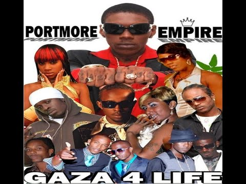 Vybz Kartel and the Portmore Empire Mixtape(Popcaan,Jah Vinc