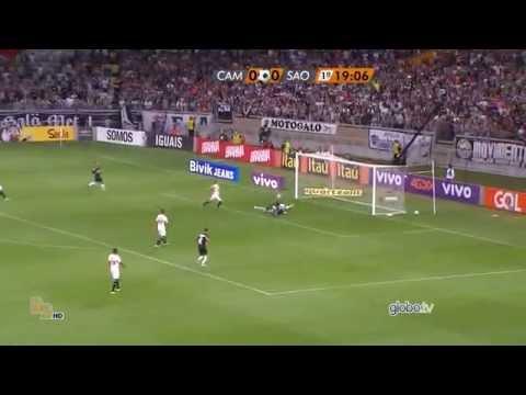 Gols Atlético-MG 3 x 1 São Paulo - Brasileirão 2015