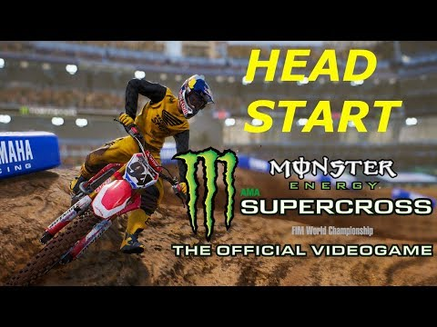 Monster Energy Supercross - Head Start Championship - San Diego (Roczen)
