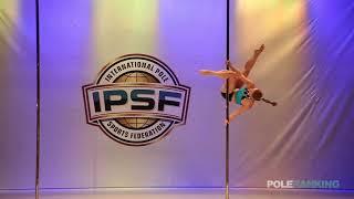Marta Haliniak - IPSF World Pole Championships 2018