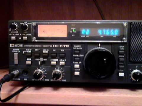 4765 KHz - Tajik Radio start up @ 2300 UTC