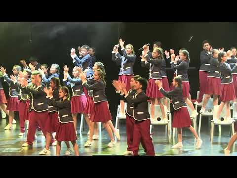 B-dazzled 2017 - Swiss Cottage Choir (Official Video)