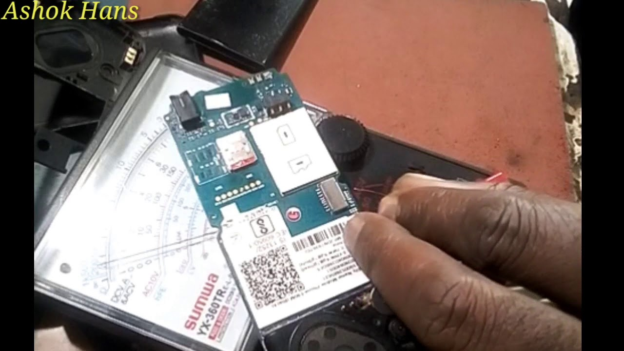 Jio all Keypad Mobile F90M On/Of Key Not Work Jumper Solution 101%