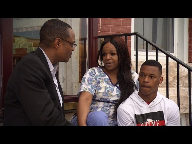 Mom Seen Smacking Son at Baltimore Riots Says They're Making Life Changes