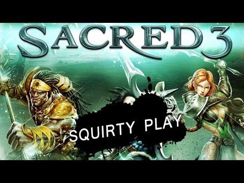 SACRED 3 - Is Nothing Sacred Ha Ha Ha Ha Ha