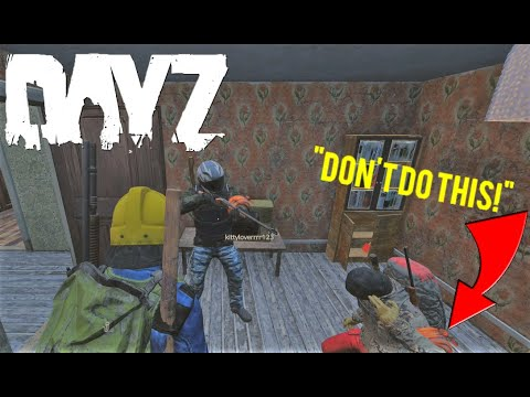 DAY Z PS4 GAMEPLAY- AIRFIELD SHOOTOUT!