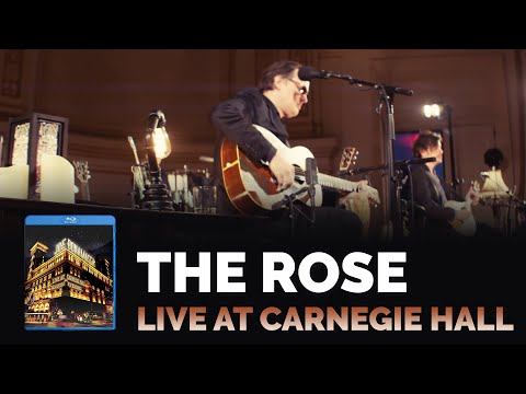 "Joe Bonamassa - ""The Rose"" - Live At Carnegie Hall"