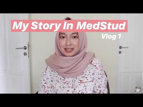 My Story in Medical School | #MedicalStudent Vlog 1