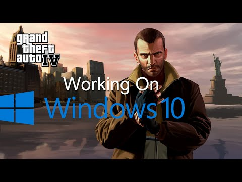 How To Fix GTA IV On Windows 10/8.1 (2016)