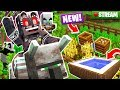 *NEW* Compost & Hot Tub (Minecraft The Deep End SMP Stream)