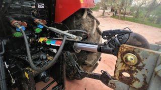 Traktöre Hidrolik Orta Kol Taktım