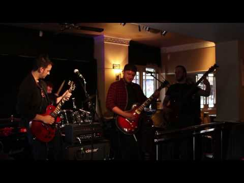 Korsade - Into The Unknown Live @ The Odd Shoe 30/06/17