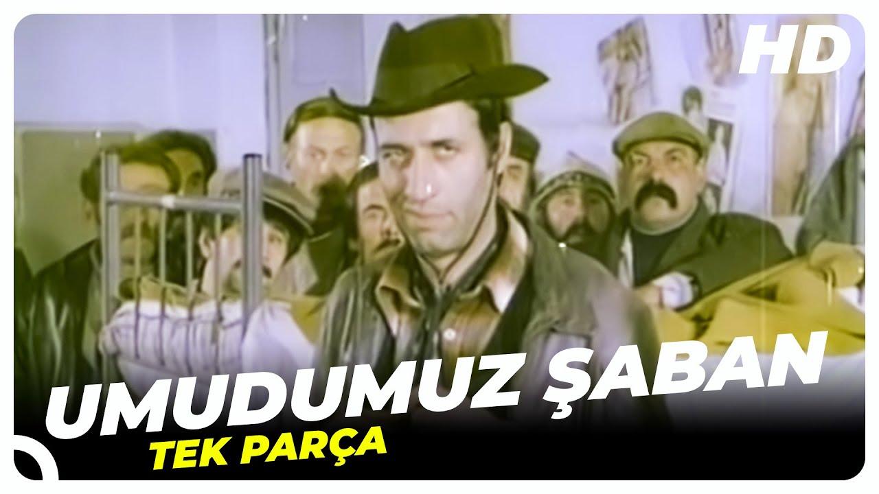 Umudumuz Şaban | Kemal Sunal Eski Türk Filmi Tek Parça (Restorasyonlu)