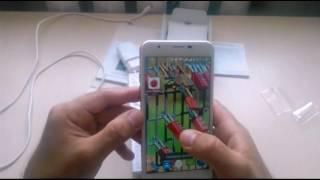 смартфон Bravis A551. Обзор