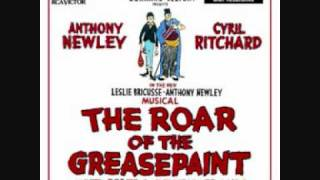 3: A Wonderful Day - The Roar of the Greasepaint, the Smell of the Crowd