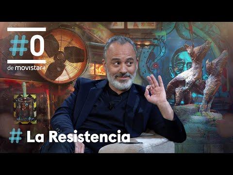 LA RESISTENCIA - Entrevista a Javier Gutiérrez   #LaResistencia 12.05.2021