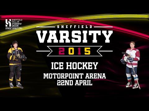 Varsity 2015 - Motorpoint Arena