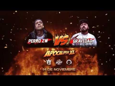 Descargar video de Apocalipsis XL Perro ZW VS Gravedad| LXL16