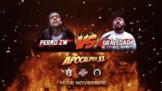 "Apocalipsis XL Perro ZW VS Gravedad| LXL16 ""Linea Dieciséis"" (Vídeo Oficial)"