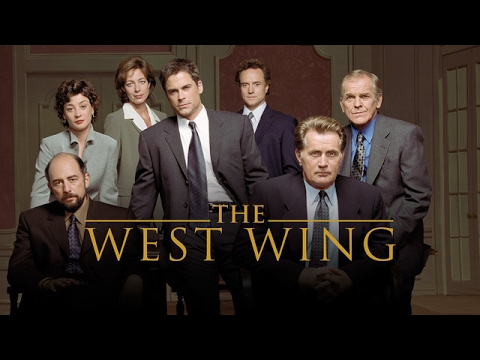 The West Wing: Aaron Sorkin and Cast interview (2001)