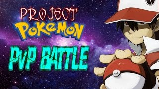 Roblox Project Pokemon PvP Battles - #343 - BHFireStorm