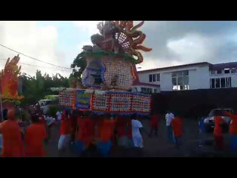 Mahashivratree Celebrations 2017 in Mauritius by the Rudraksh Group