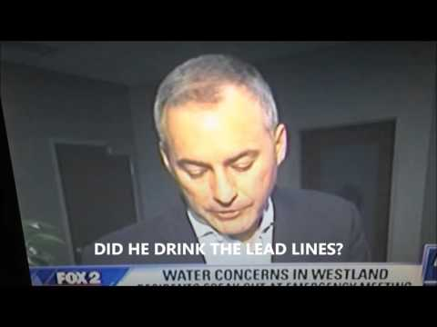 Westland Mi, Mayor  lied on  Water lead lines