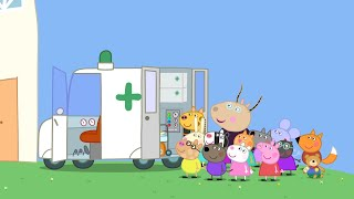 Peppa Pig Full Episodes - The Ambulance - Cartoons for Children