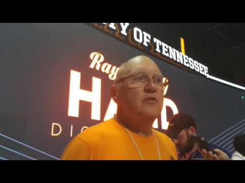 Mike DeBord on the Vols