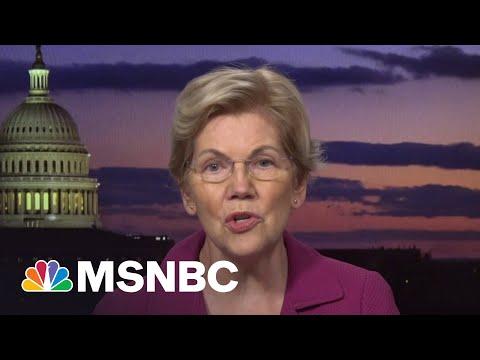 Sen. Warren: Biden Canceling Student Loan Debt Is 'Matter Of Economic Justice'