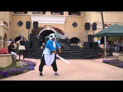 Random Dancing at San Diego Japan Fair 2012
