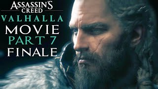ASSASSIN'S CREED VALHALLA All Cutscenes (PART 7/FINALE) Game Movie 1080p HD