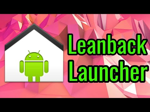 Leanback Launcher apk | Android Tv Box Mp3