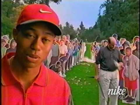 Tiger Woods Commercial - Golf's Not Hard