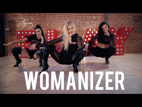 Britney Spears - Womanizer - Choreoraphy by Marissa Heart