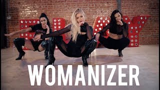 Download lagu Britney Spears - Womanizer - Choreography by Marissa Heart