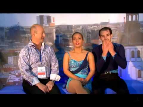 Tallinn Trophy 2015 Pairs FS Group 3