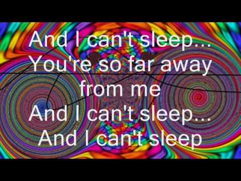 """Can't Sleep"" (Plus Lyrics) by Above & Beyond"