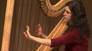 Extended Techniques for Harp