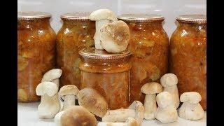 видео Солянка с грибами